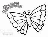 Cartoon Butterflies Butterfly Coloring Pages Drawing Clipart Colouring Colour Cliparts Clip Monarch Library Comments Popular Coloringhome sketch template