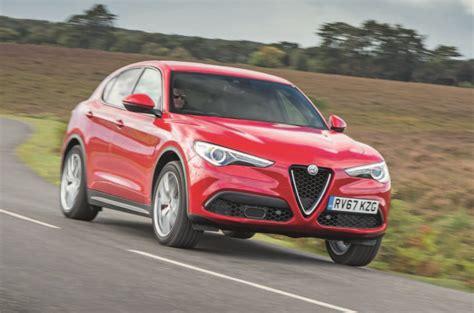 Alfa Romeo To Bolster Suv Range With Performance Hybrids