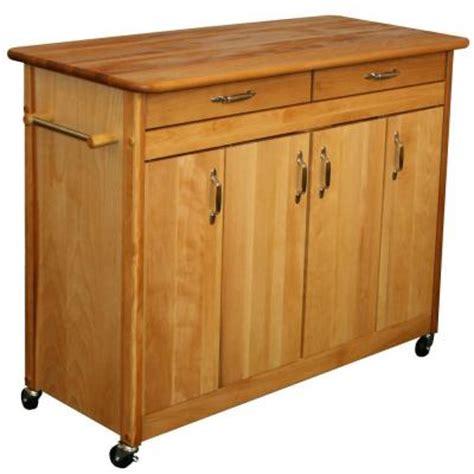 homedepot kitchen island catskill craftsmen flat door 44 in kitchen island