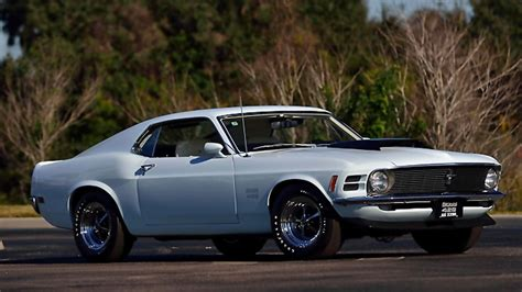 Ford Mustang 429 by Ford Mustang 429 To Auction Ford Mustang
