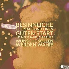 Besinnliche Feiertage Und Einen Guten Start Ins Neue Jahr