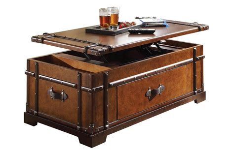 Home » chest coffee table as multifunction furniture » storage chest coffee table. 20 Best Collection of Storage Trunk Coffee Tables