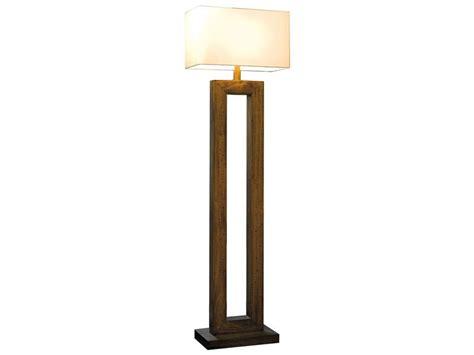 Good Lampe Sur Pied En Bois #5: Lampadaire Bois Flotté
