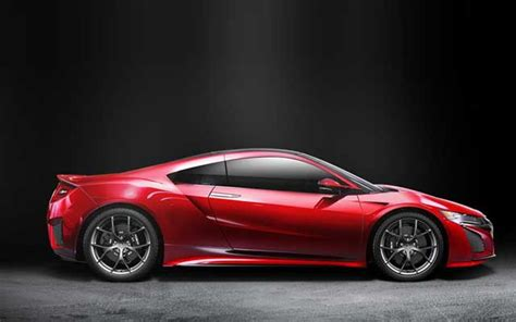 acura 2017 nsx hybrid the first build to order vehicle