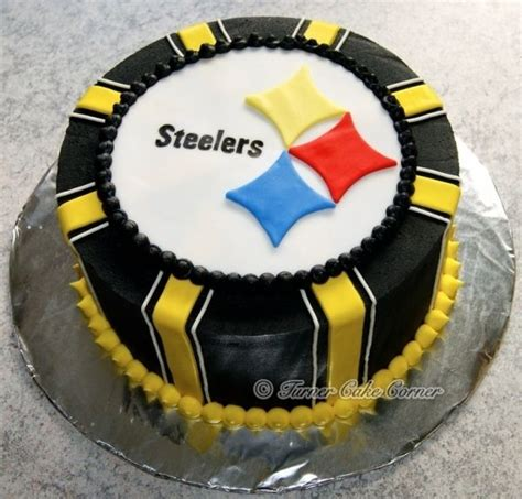 steelers birthday cake steelers birthday cake ideas for adults