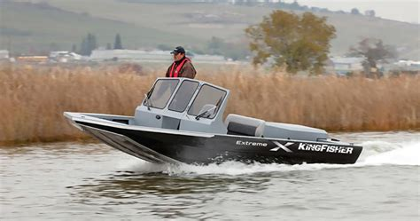 Used Aluminum Fishing Boats For Sale In Alberta by Kingfisher Jet Boats For Sale Bc Alberta Yukon Wa