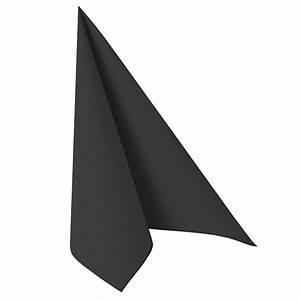 Beistelltisch 40 X 40 : servietten royal collection 1 4 falz 40 cm x 40 cm schwarz servietten uni 40 x 40 cm ~ Bigdaddyawards.com Haus und Dekorationen