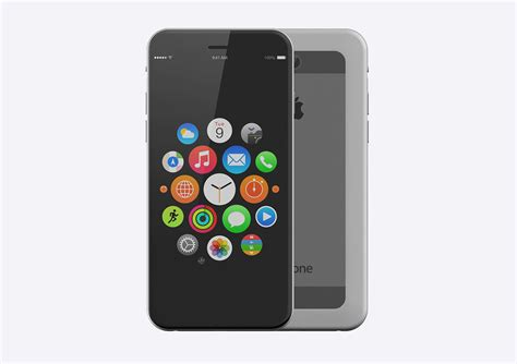 iphone 7 concept iphone 7 design concept 2015 on behance