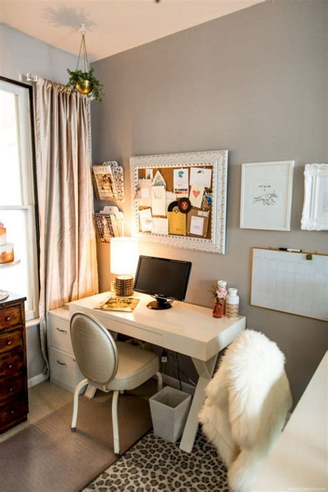 Home Office Design Small Spaces Ideas by 65 Cool Creative Small Home Office Ideas Homecantuk