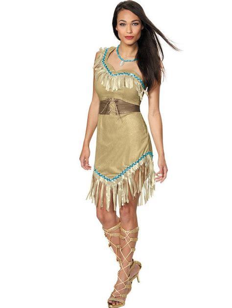 pocahontas kostüm erwachsene die besten 25 pocahontas kost 252 me ideen auf