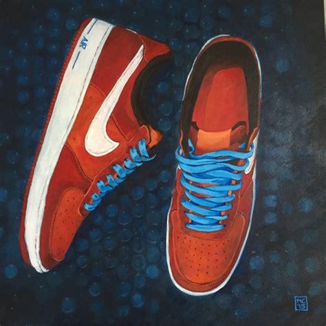 paintings shoes marikeeler