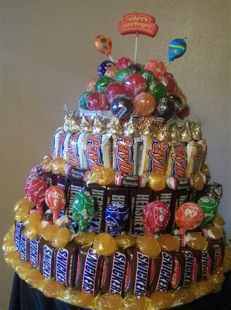 45 Best Images About Candy Cake On Pinterest  How To Make