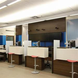 Bank of montreal aodbt architecture interior design for Interior decorating school montreal