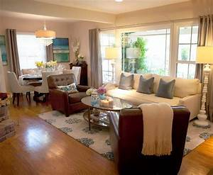 Small living room dining room combo large and beautiful for Dining room and living room decorating ideas combo decor