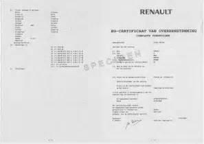 Certificat De Conformité Mercedes : certificat de conformit eurococ ~ Gottalentnigeria.com Avis de Voitures