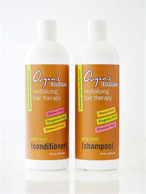 chemical free hair styling products chemical free revitalizing hair therapy from organic 2668