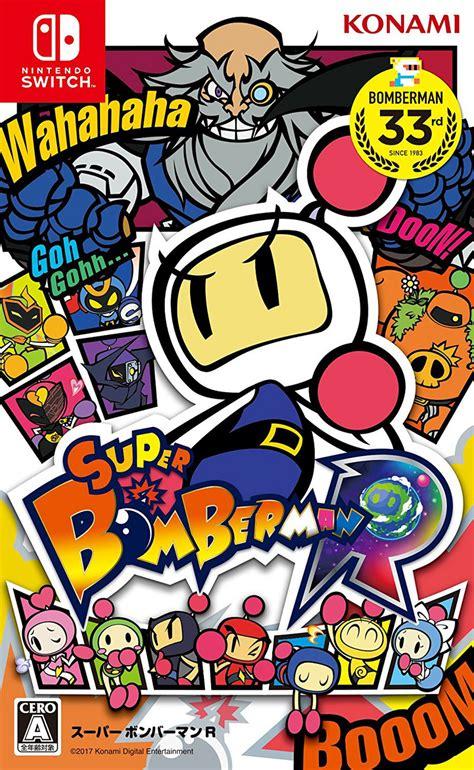 Bon plan précommande Super Bomberman R pas cher sur Switch