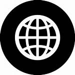 Internet Icon Icons Web Geo Website Global