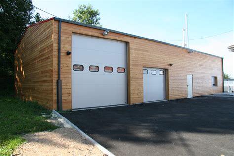Garage Hangar by Hangar Pour V 233 Hicule Abt Construction Bois