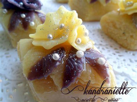 les gateaux algerien moderne gateau algerien skandraniettes amour de cuisine