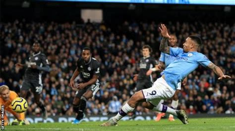 PL: Man City Come From Behind To Beat Leicester