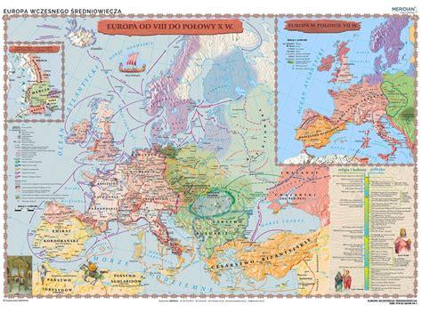 Europa wczesnego średniowiecza