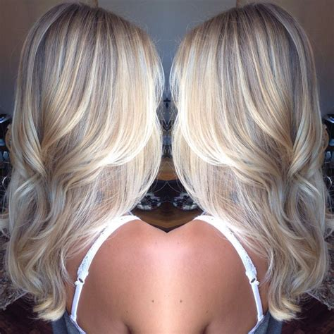 haircut styles for with hair platinum balayage hair style for or 2267