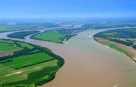 Ohio River Boat Rentals by 12 Amazing Confluences From Around The World