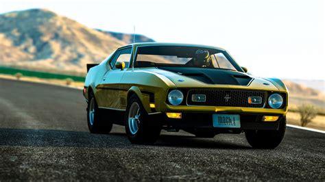 Ford Mustang Hd Wallpaper 福特野马车高清桌面壁纸下载 汽车壁纸 壁纸下载 美桌网