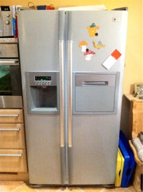 kühlschrank mit crusher amerikanischer k 252 hlschrank in m 252 hldorf k 252 hl und gefrierschr 228 nke kaufen und verkaufen 252 ber