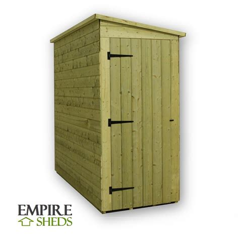 6x3 Shed Tongue And Groove by Rapo 8x6 Shed With Side Door