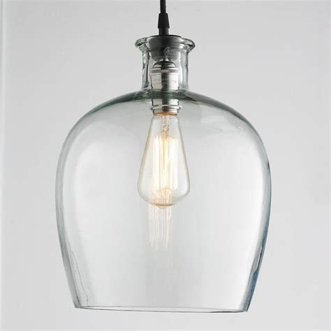10 glass pendant l shades to enhance the of your