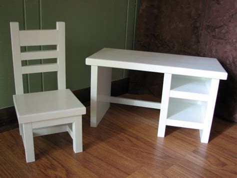 18 inch doll desk items similar to desk for american doll or