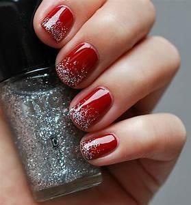 Get creative! 40 red nail designs you'll love - fmag.com