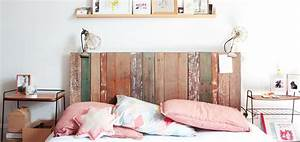 Fond De Lit : d co de chambre 20 t tes de lit qui nous inspirent madame figaro ~ Teatrodelosmanantiales.com Idées de Décoration