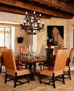 achieve spanish style room by room beautiful dining