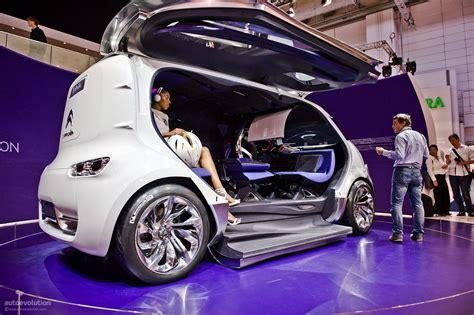 Frankfurt 2011: Citroen Tubik Concept - Live Photos ...