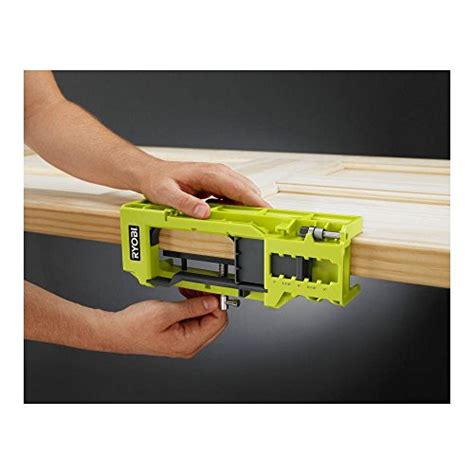 Trend Hing But Template by Ryobi A99ht1 Door Hinge Installation Kit New Ebay