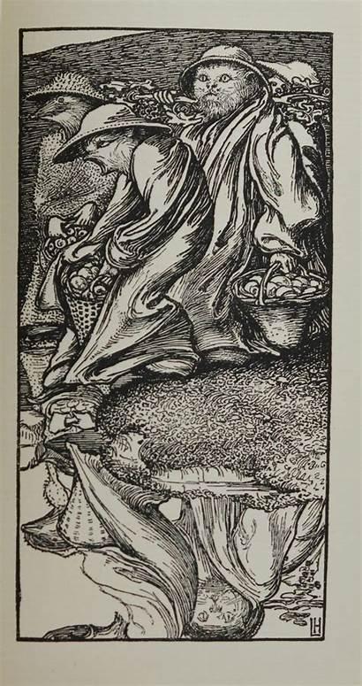 Goblin Market Rossetti Illustrations Christina Housman Laurence