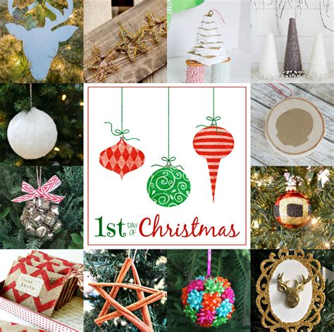 12 days of christmas decorations 12 days of ornaments cinnamon and more