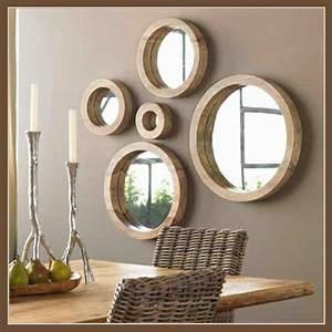 Runde Spiegel Mit Rahmen : deko mit spiegel zauberhafte impressionen ~ Bigdaddyawards.com Haus und Dekorationen
