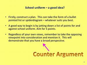 against school uniforms essay examples