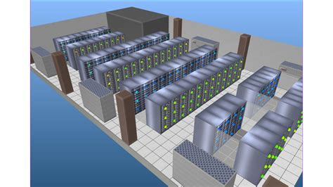 tileflow data center cfd modeling software