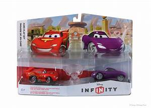 Disney Infinity Playset Pack Cars Lightning McQueen Holly ...