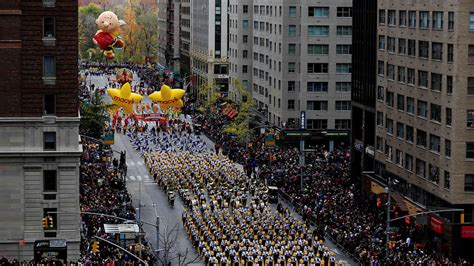 snoopys   show  macys thanksgiving parade