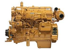 cat c15 cat c15 acert water cooled mainfold engine caterpillar