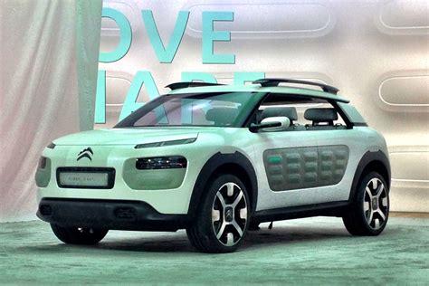 citroen cactus concept unveiled pictures auto express