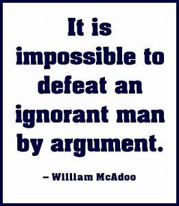 It is impossibl... Condor Arguments Quotes