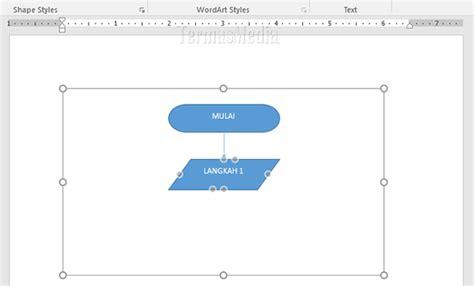 Bagaimana Membuat Flowchart (bagan Alir) Di Microsoft Word Excel Line Graph Dates X Axis Worksheets High School Graphs In Points Reference Bar Histogram R And