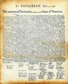 the declaration of independence us history mrs stockwell